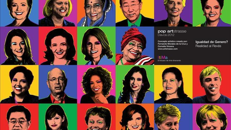 La igualdad de género, muy lejos de ser una realidad en el Foro Económico