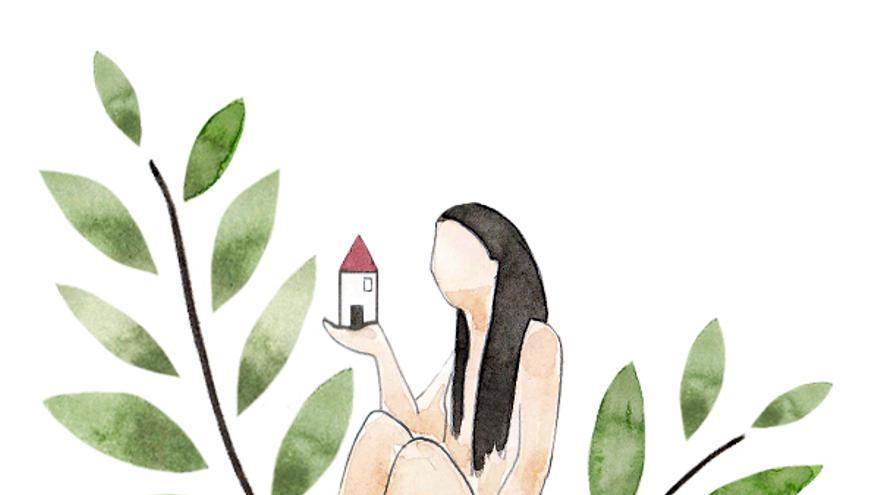 Ilustración de Begoña Fumero. Carta tercera.