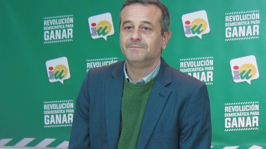 """IU: """"La imputación de Chaves y Griñán muestra que Díaz disolvió el Parlamento para evitar una comisión de investigación"""""""
