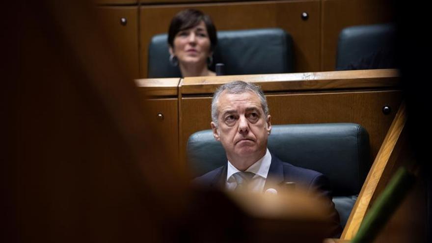 Urkullu: No transferir prisiones no se corresponde con lo hablado con Sánchez
