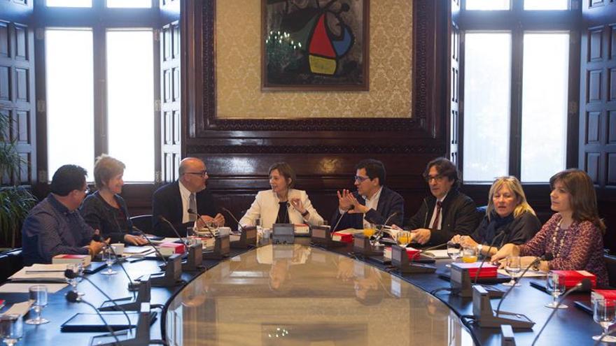 """La Mesa del Parlament tramita la reforma exprés del reglamento para la """"desconexión"""""""