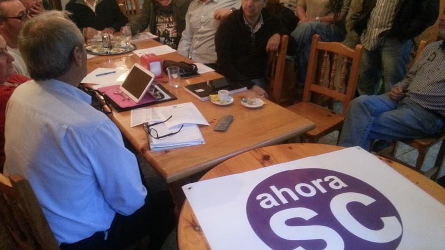 La candidatura apoyada por Podemos asegura que ahora empieza su precampaña por una verdadera alternativa.