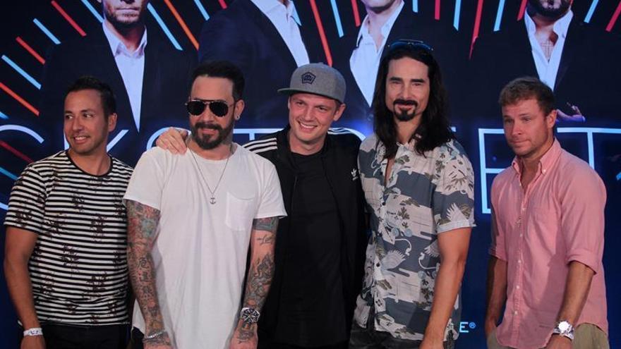 Los Backstreet Boys cumplen 25 años con nuevo single y más fuertes que nunca