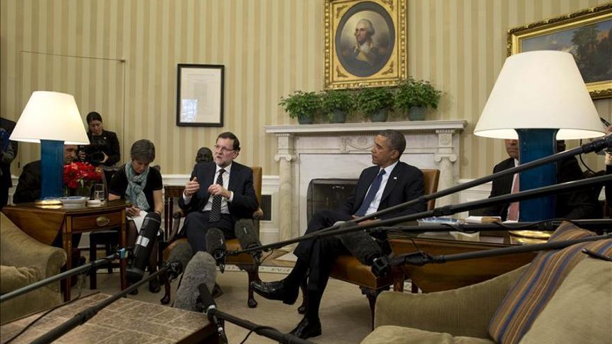 "Obama alaba alianza ""excepcional"" con España en temas como Irán y terrorismo"