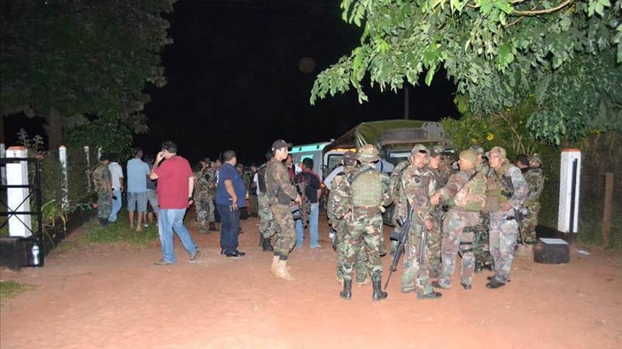 Denuncian el reclutamiento de niños soldado por parte de la guerrilla en Paraguay