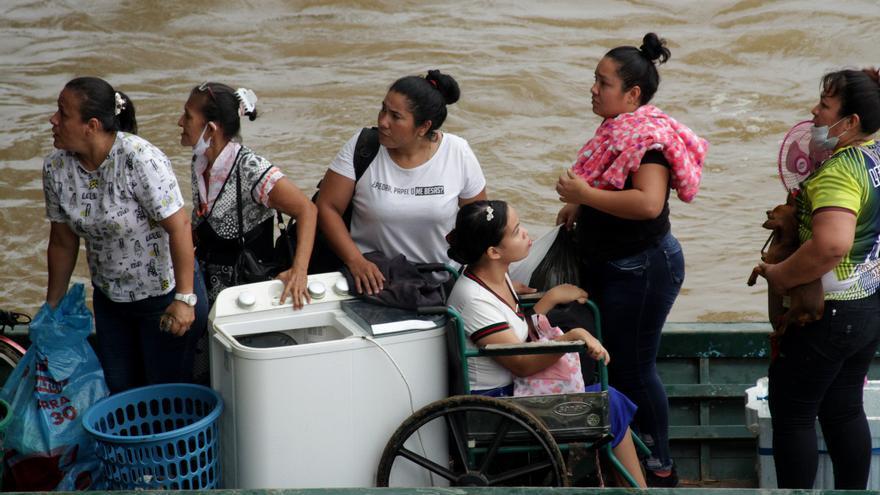 Aumentan la criminalidad en los estados fronterizos de Venezuela, según una ONG