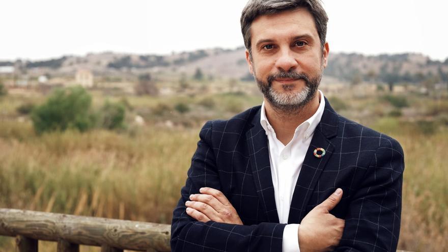 Joaquín López, cabeza de lista del PSRM al Senado por Murcia