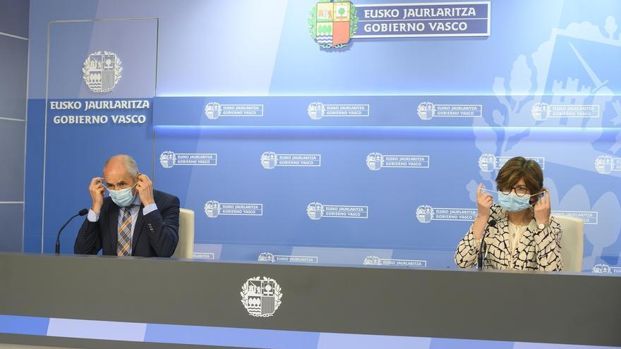 Gobierno Vasco compra material sanitario e higiénico para funcionarios por valor de 30.000 euros