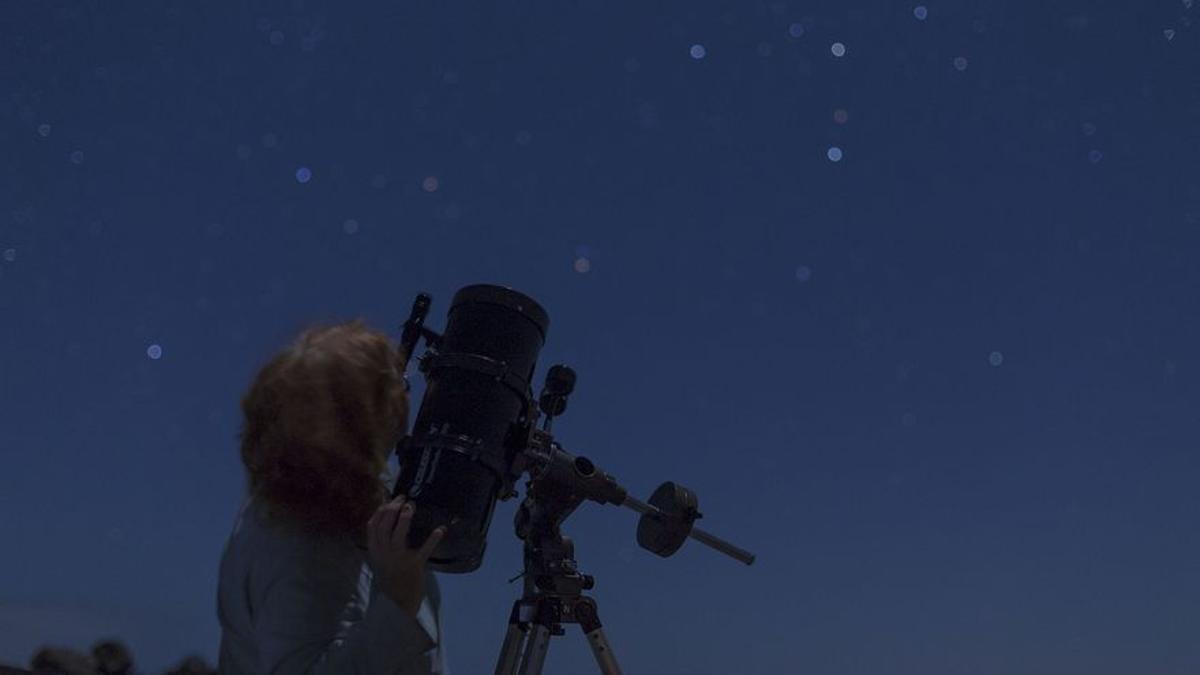 Imagen de archivo de un participante   en  'Apaga la luz y enciende las estrellas'  en la edición de 2019.