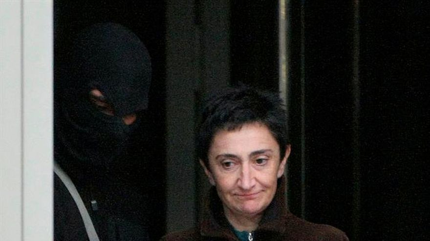 La expresa de ETA Elena Beloki se integra en la nueva dirección de Sortu