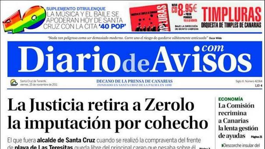 Diario de Avisos