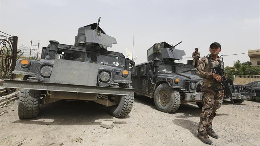 """""""El EI está acorralado en Mosul y no tiene donde ir"""", asegura general de EEUU"""