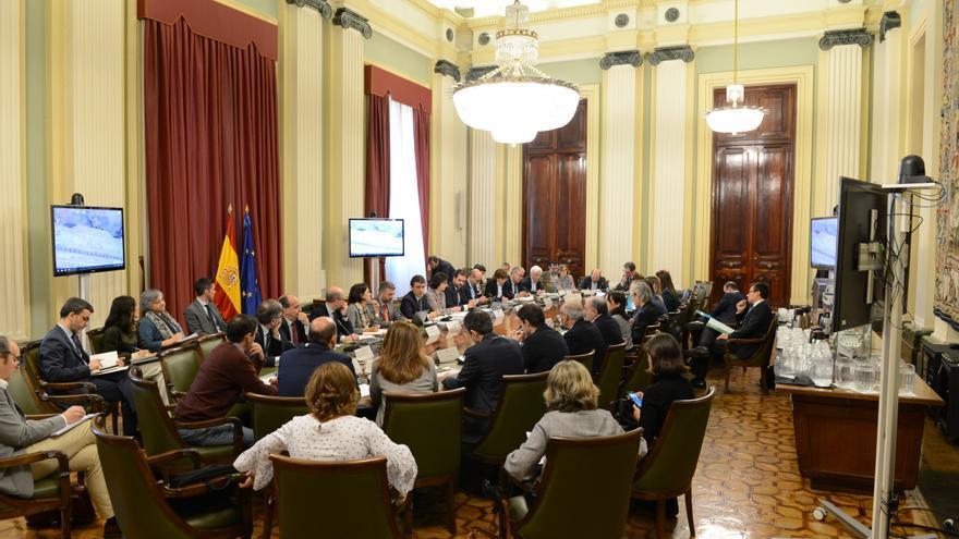 Reunión del Ministerio y representantes de las Comunidades Autónomas