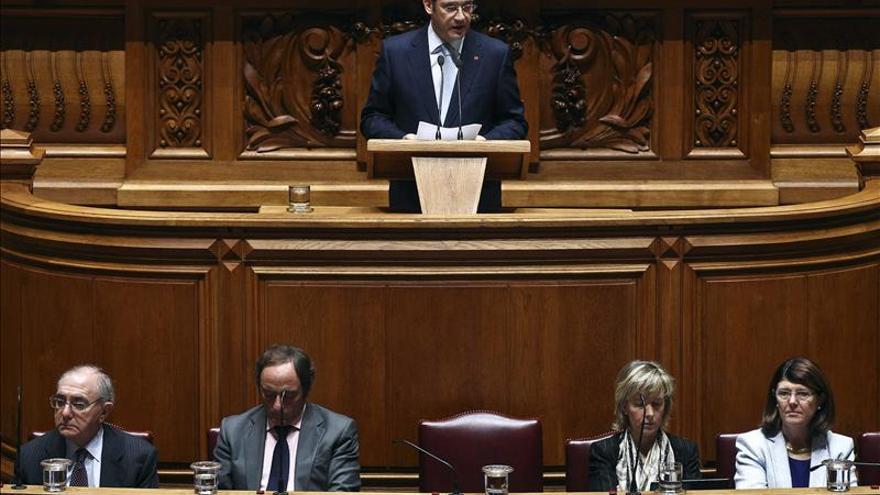 Los Presupuesto de Portugal para 2014 pasan el primer trámite en el Parlamento