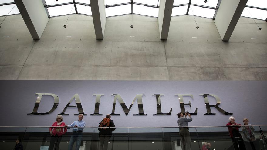 Daimler gana 8.077 millones de euros hasta junio, frente a las pérdidas de 2020