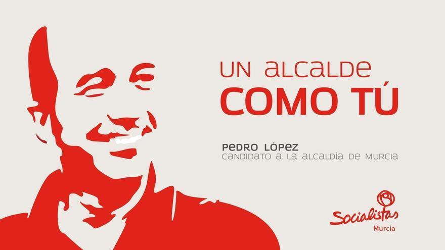 Carmé Chacón participa hoy en Murcia en la presentación de la candidatura de Pedro López a la Alcaldía