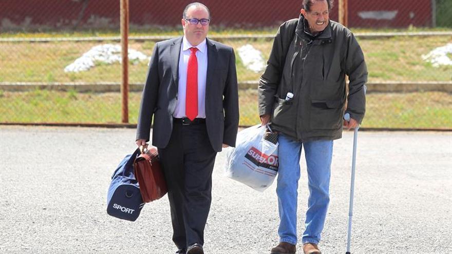 Julián Muñoz ingresa de urgencia en el hospital de Algeciras (Cádiz)