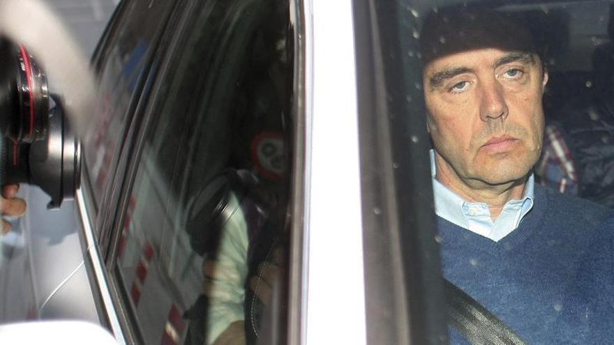El acusado de matar a la viuda de Sala firma por tercera vez en el juzgado
