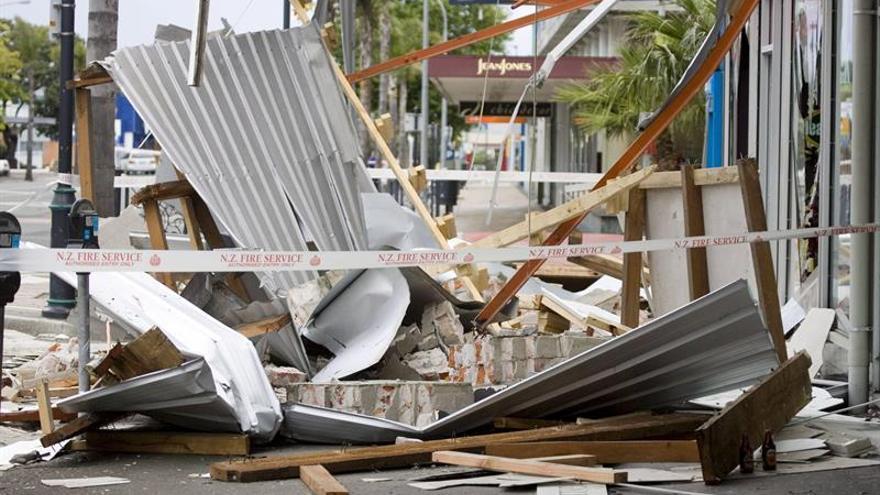 Un seísmo de magnitud 6 sacude el norte de Nueva Zelanda