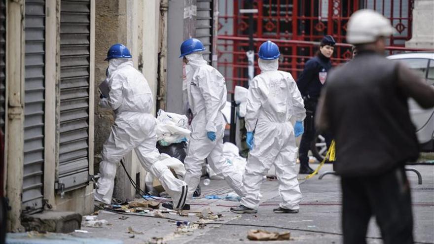 """Francia advierte del riesgo de """"armas químicas y bacteriológicas"""" terroristas"""