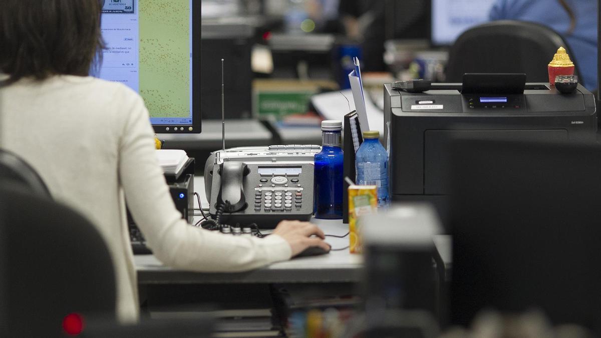 Las mujeres, además, presentan un salario medio inferior al de los hombres