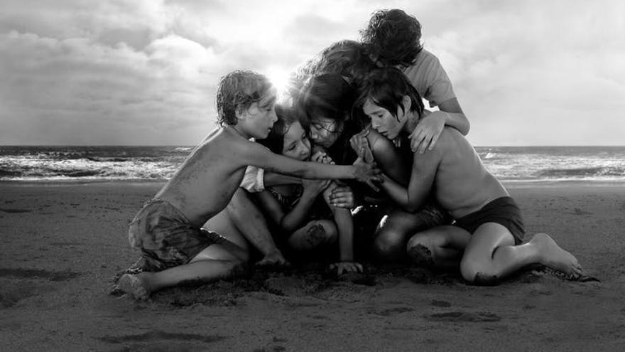 """Fotograma de archivo de la película """"Roma"""""""