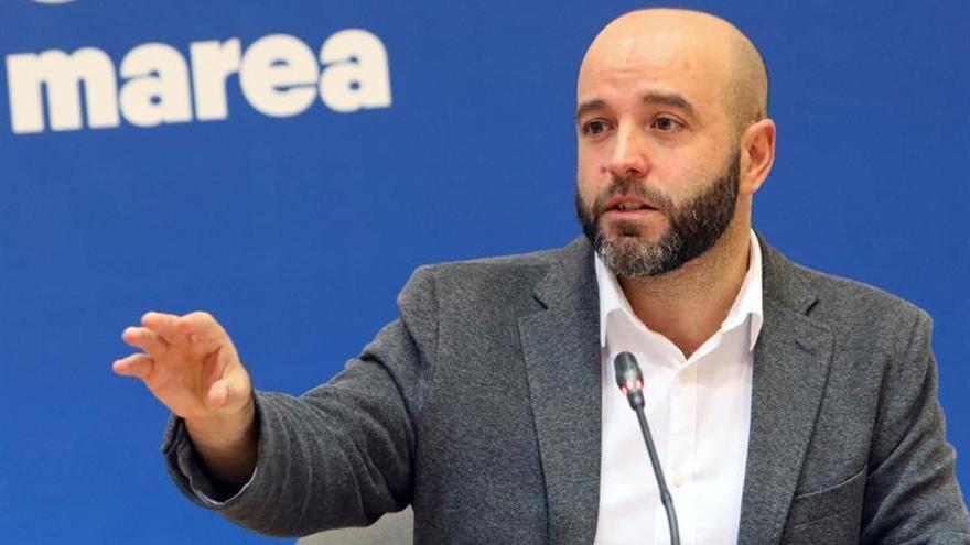 En Marea no concurrirá a las elecciones del 5 de abril