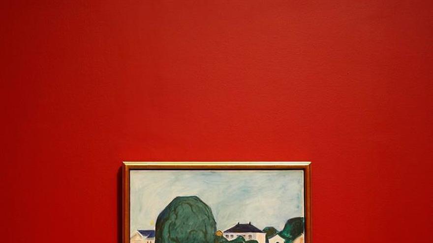 """""""Girls on the Bridge"""" de Edvard Munch, vendido en Sotheby's por 54,4 millones"""