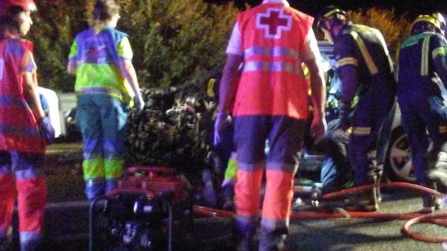 Accidente Extremadura