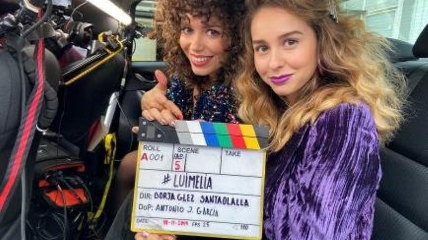 """Paula Usero y Carol Rovira: """"#Luimelia"""" es un """"regalo para 'fans'"""""""