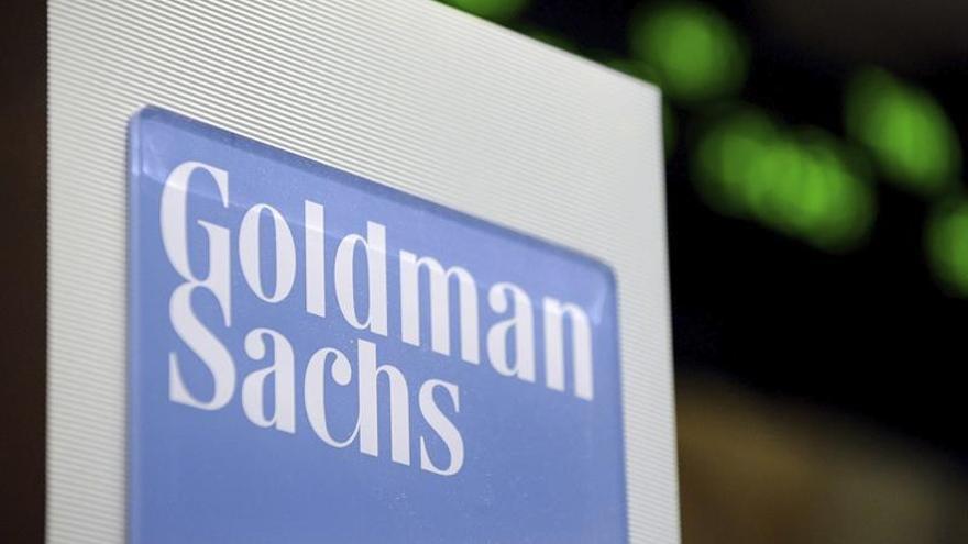Los beneficios trimestrales de Goldman Sachs suben un 26 %