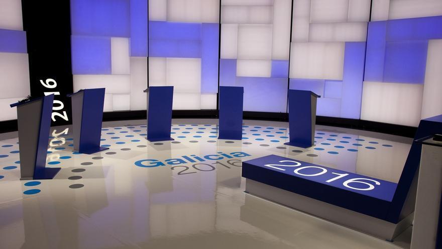 CRTVG convoca a los partidos a una reunión el lunes para hablar del debate, al que todos muestran intención de ir
