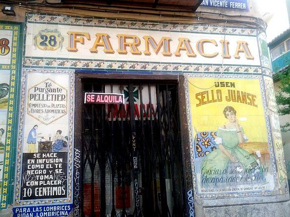 Farmacia Juanse | Foto: Somos Malasaña