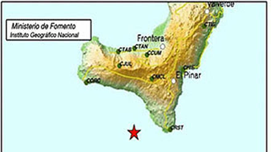 Actividad sísmica en el Hierro. (ACN PRESS)