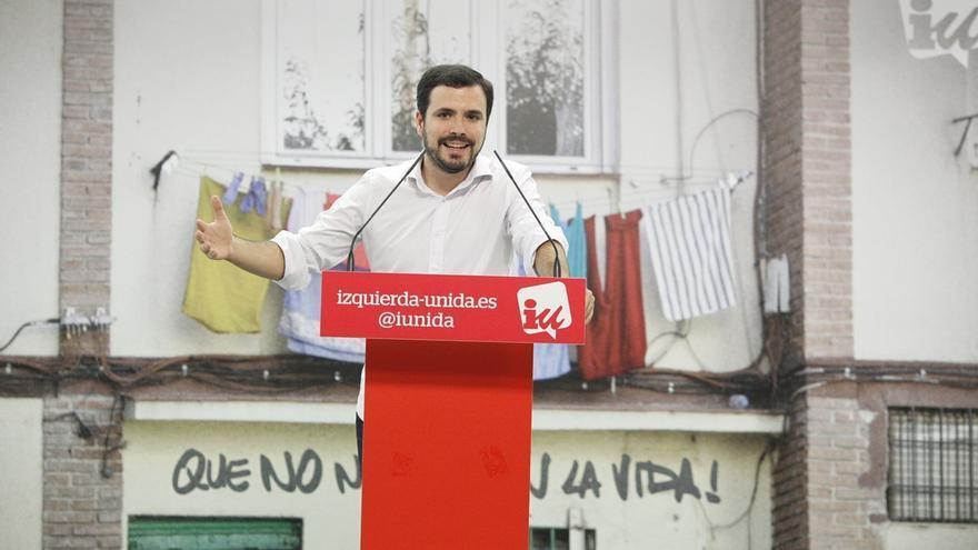 Garzón también dice que no votaría en el referéndum aunque el líder de IU Cataluña ha dicho que participará