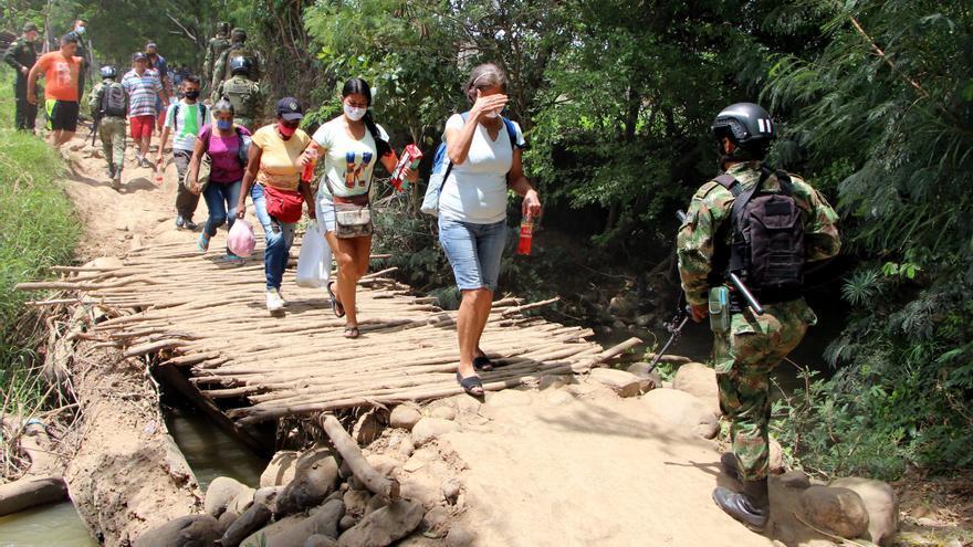 Canadá avisa que el éxodo venezolano será la mayor crisis migratoria mundial