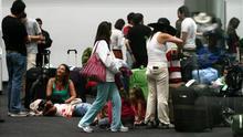 Unas 300 personas afectadas por la suspensión de un vuelo con la ruta Cancún-Madrid
