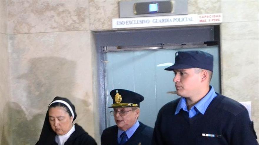 Una monja japonesa acusada de abusos a menores en Argentina declara ante fiscal
