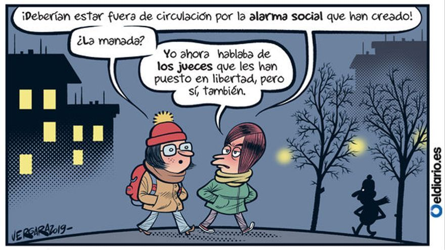 Alarma Social (03/01/2019), por Bernardo Vergara