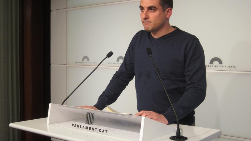 """La CUP dará un """"sí crítico"""" a la declaración soberanista pero no ha decidido si votará a favor"""