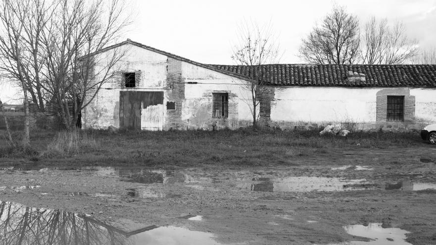 Casa donde murió Jesús Bayón | Benito Díaz