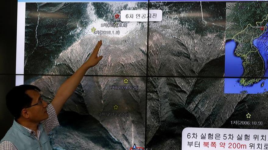 """Honduras condena de manera """"enérgica"""" el ensayo nuclear de Corea del Norte"""