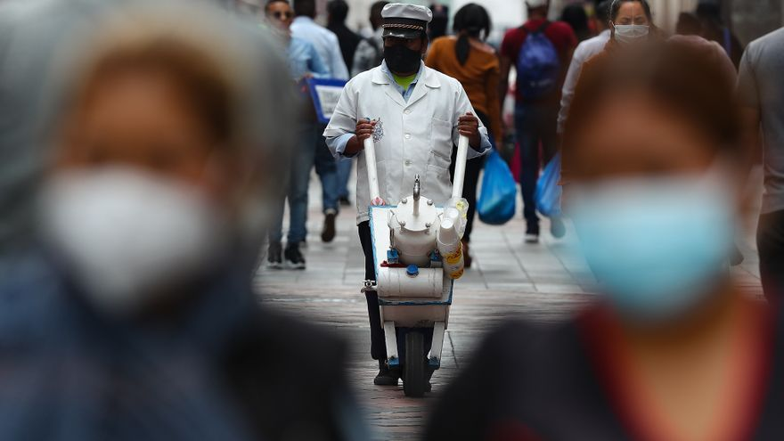 Ecuador crecerá en 2021 un 2,8 %, el segundo peor dato de Latinoamérica