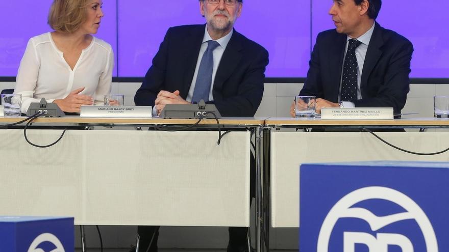 """PSOE, Cs y Podemos prometen aprobar este mes la comisión para conocer """"toda la verdad"""" de las finanzas del PP"""