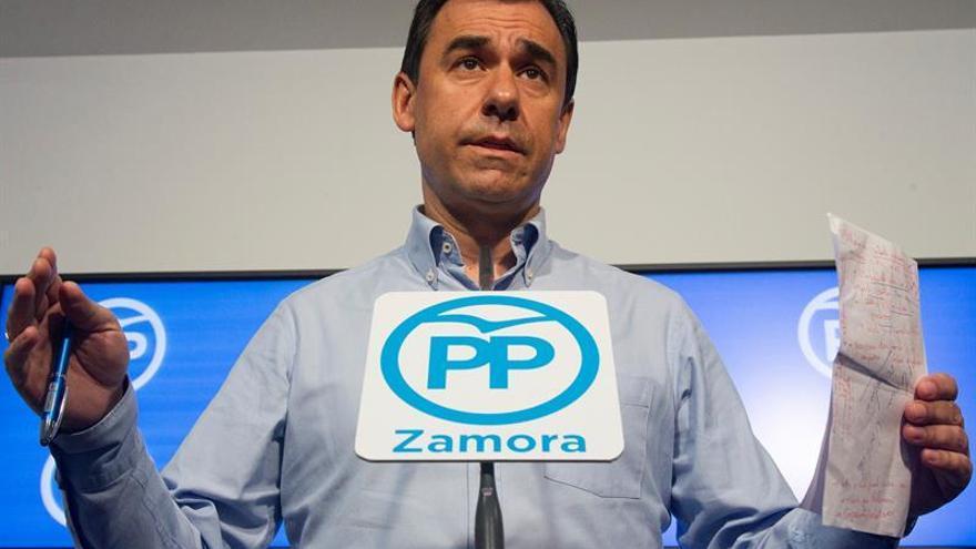 """Maillo (PP): """"Rivera es a Pedro Sánchez como Garzón a Pablo Iglesias"""""""