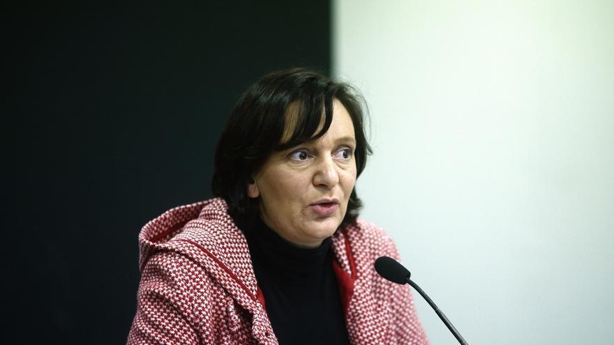 "Bescansa dice que Podemos necesita a ""disidentes"" como Monedero pero elude responder a sus críticas"