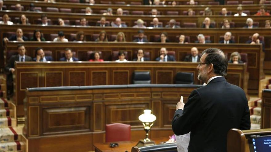 El PSOE pide otra vez que Rajoy explique su responsabilidad en la Gürtel
