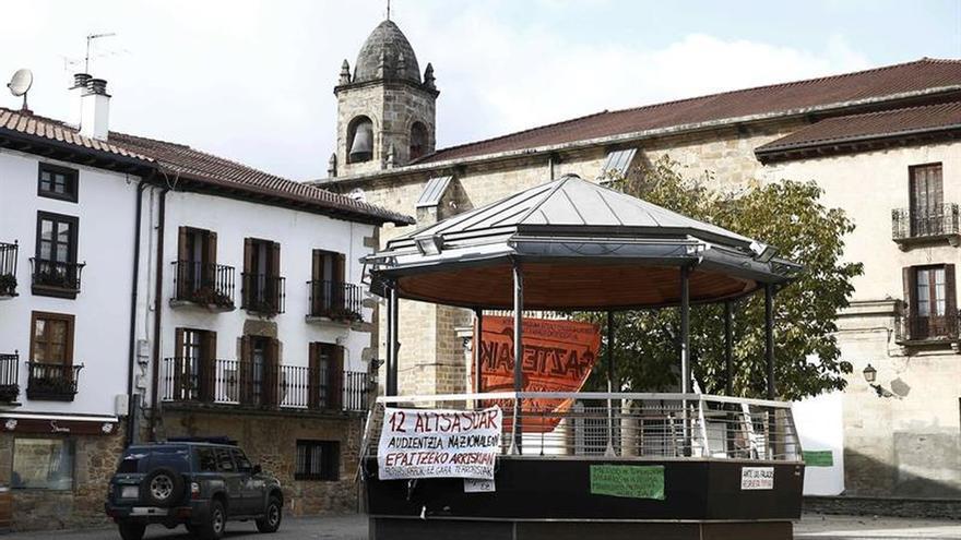 El Parlamento de Navarra recibirá a los familiares de los detenidos en Alsasua