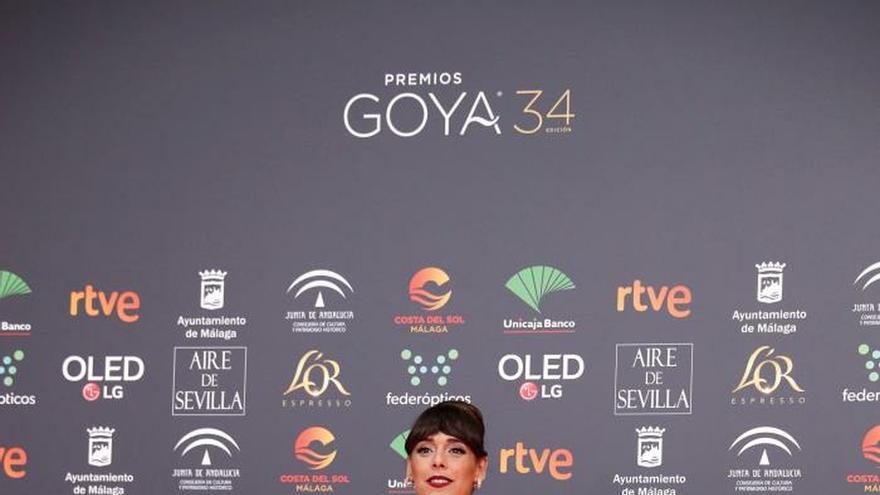 """Belén Cuesta, Goya a la mejor actriz protagonista por """"La trinchera infinita"""""""