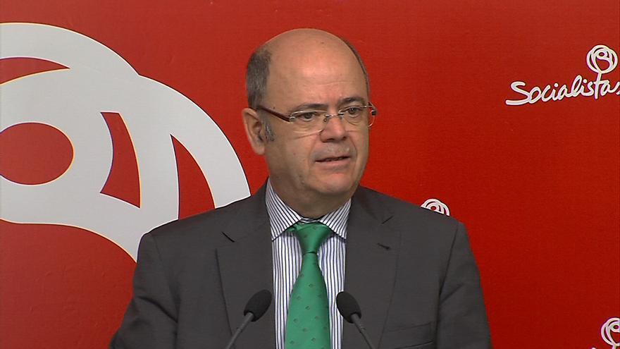 Alejandro Alonso, coordinador de los diputados del PSOE en el Congreso / Foto: PSOE-CLM